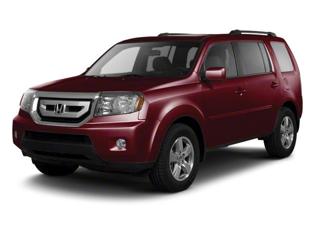 Awesome 2011 Honda Pilot EX L In Chillicothe, OH   Coughlin Chevrolet Buick GMC Of