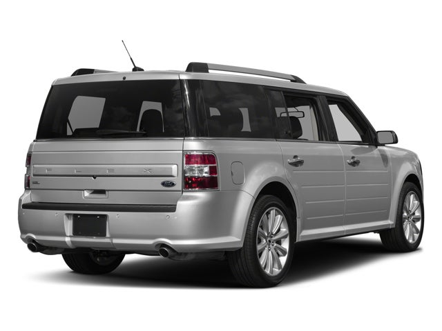2017 Ford Flex Sel In Chillicothe Oh Coughlin Chevrolet Buick Gmc Of