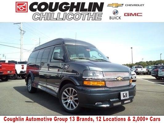 2019 Chevrolet Express Cargo Van Conversion Van
