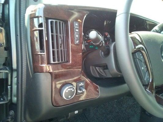 Miraculous 2019 Chevrolet Express Cargo Van Conversion Van Pabps2019 Chair Design Images Pabps2019Com