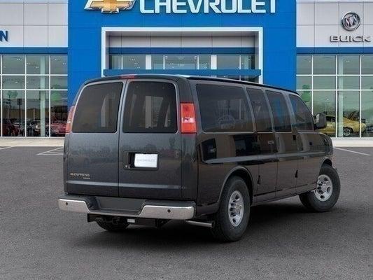 Chevy Express Van >> 2019 Chevrolet Express Cargo Van Conversion Van